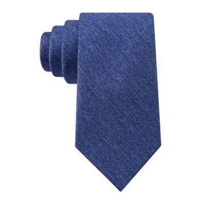 Van Heusen® Chrome Suiting Solid Tie - Slim