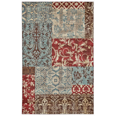 Feizy Rugs® Patchwork Rectangular Rug