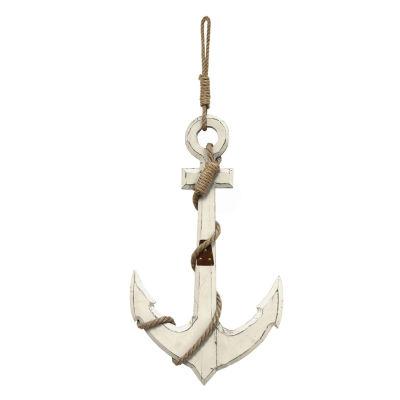 Stratton Home Décor Nautical Anchor Wall Décor