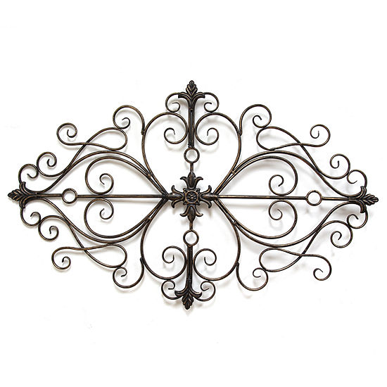 Stratton Home Décor Traditional Scroll Wall Décor - JCPenney