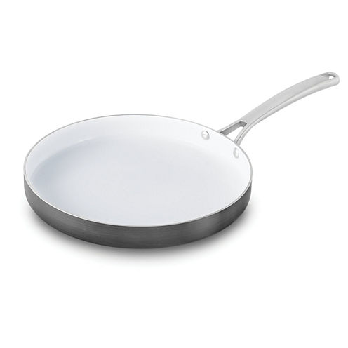 "Calphalon® Classic Ceramic Nonstick 12"" Round Griddle"