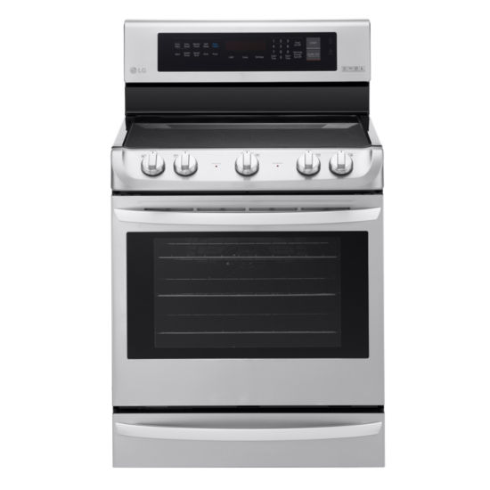 LG 6.3 cu. ft. Electric Range with ProBake Convection™