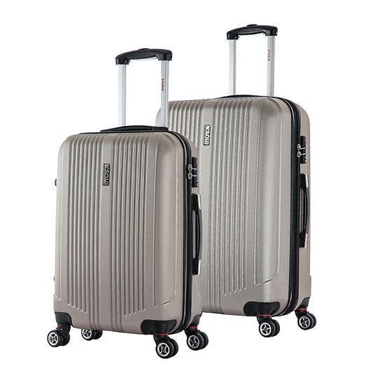 InUSA San Francisco Lightweight Hardside Spinner 2-pc Medium and Large Luggage Set