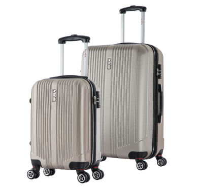 InUSA San Francisco Lightweight Hardside Spinner 2-pc. Luggage Set