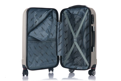 InUSA San Francisco Lightweight 22 Inch Hardside Spinner Luggage