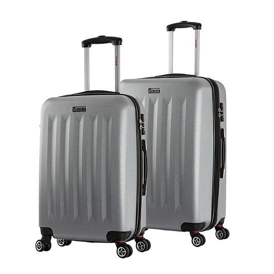 InUSA Philadelphia Lightweight Hardside Spinner 2-pc. Medium and Large Luggage Set