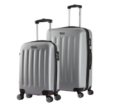InUSA Philadelphia Lightweight Hardside Spinner 2-pc. Carry-On and Large Luggage Set