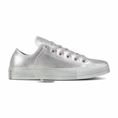 Converse Chuck Taylor All Star Leather Womens Sneakers - Unisex Sizing