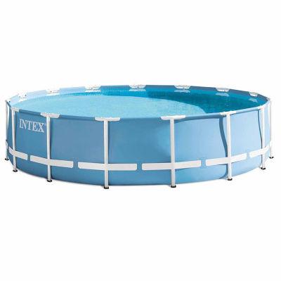 Intex Prism Frame Above Ground Pool Set