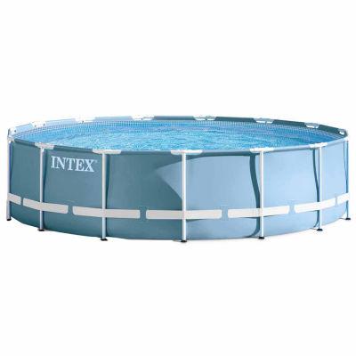 Intex Prism Frame Above‑Ground Pool Set