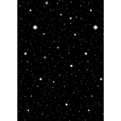 Starry Night Room Roll