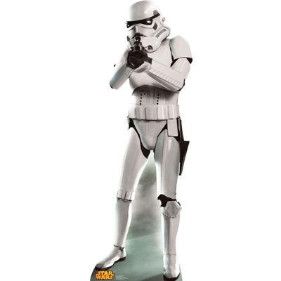 Star Wars Stormtrooper Standup - 6' Tall