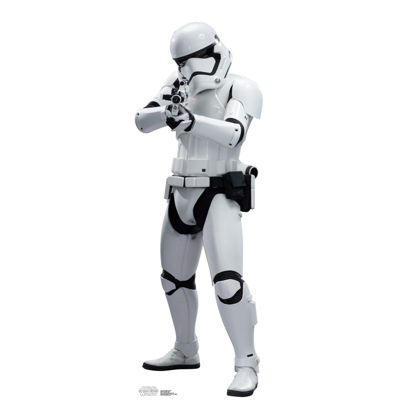 Star Wars 7 The Force Awakens Stormtrooper Standup- 6' Tall