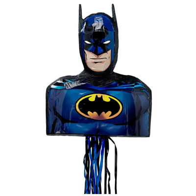 Batman 3D Pull-String Pinata