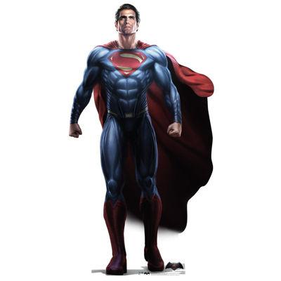 Batman v. Superman: Superman Standup - 6' Tall