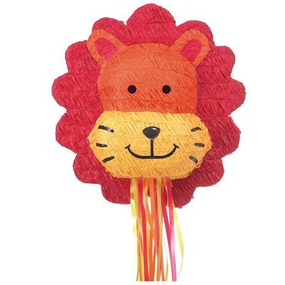 Lion Pull String Pinata