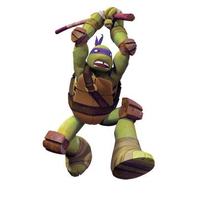 TMNT Donatello Giant Wall Decal
