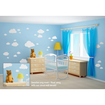Clouds - Giant Wall Decals