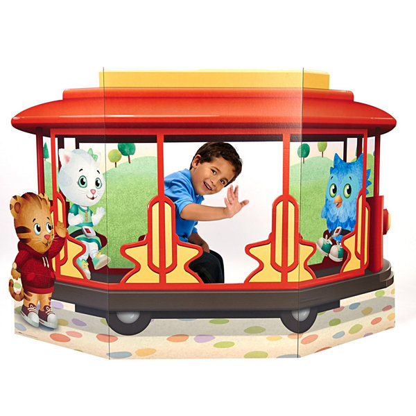 Daniel Tiger Stand Up/In - 3.5' Tall
