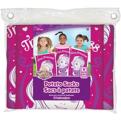 Disney Junior Sofia the First Potato Sacks