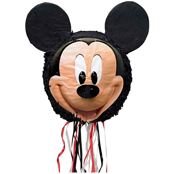 Disney Mickey Mouse 3D Pull-String Pinata