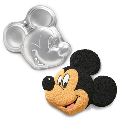 Disney Mickey Mouse Cake Pan