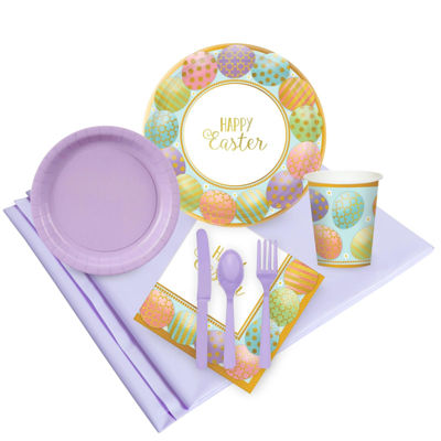 Golden Easter Party Pack