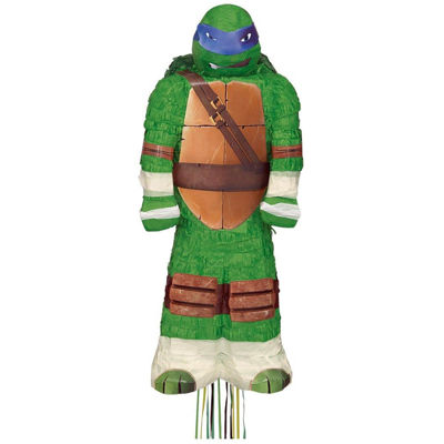 Nickelodeon Teenage Mutant Ninja Turtles AssortedPull-String Pinata