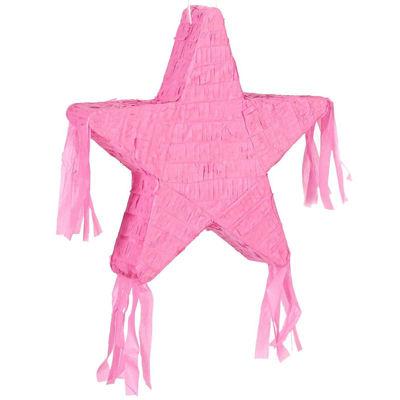 Pink Star Pinata