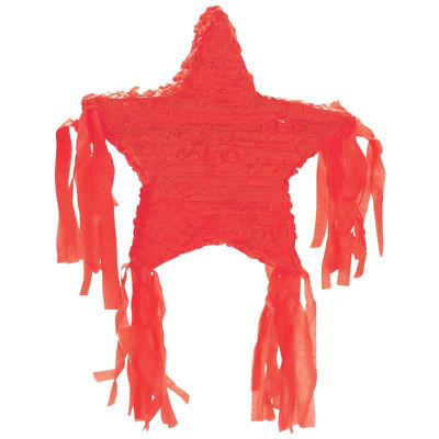 "Red Star 19"" Pinata"
