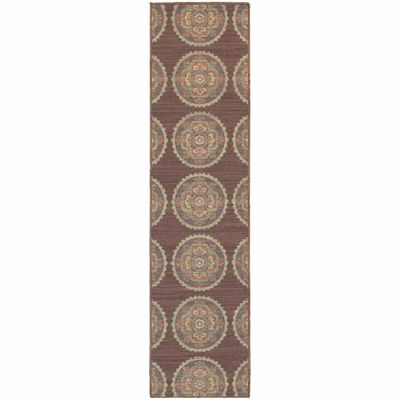 Covington Home Carmen Fiori Rectangular Rugs