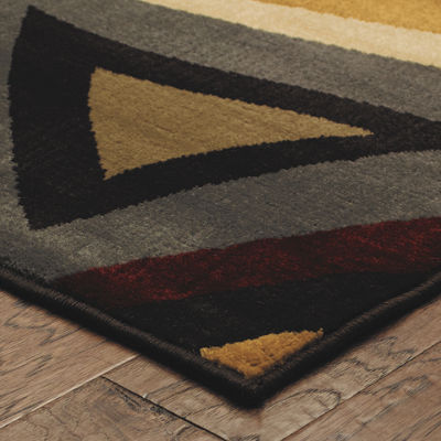 Covington Home Sterling Astratto Rectangular Rugs
