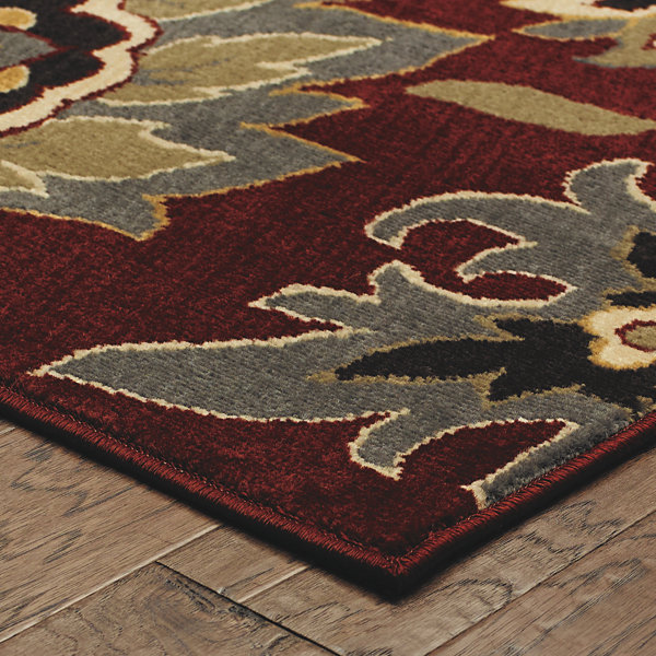 Covington Home Sterling Bloom Rectangular Rugs