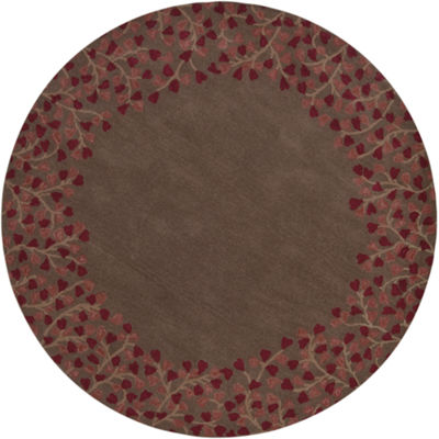 Decor 140 Canaan Hand Tufted Round Rugs
