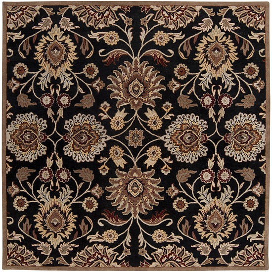 Decor 140 Cabrin Hand Tufted Square Indoor Rugs