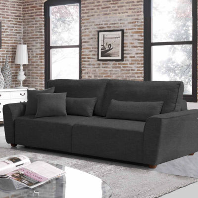 Elayna Pad-Arm Sofa