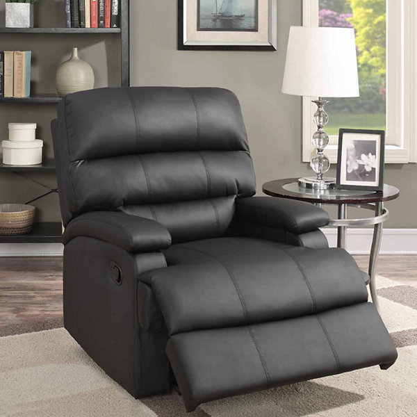 Raleigh Pad-Arm Recliner