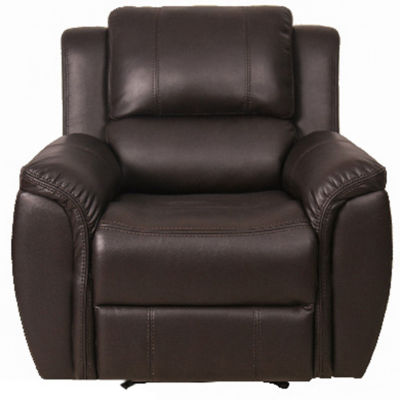 Lawrence Pad-Arm Recliner