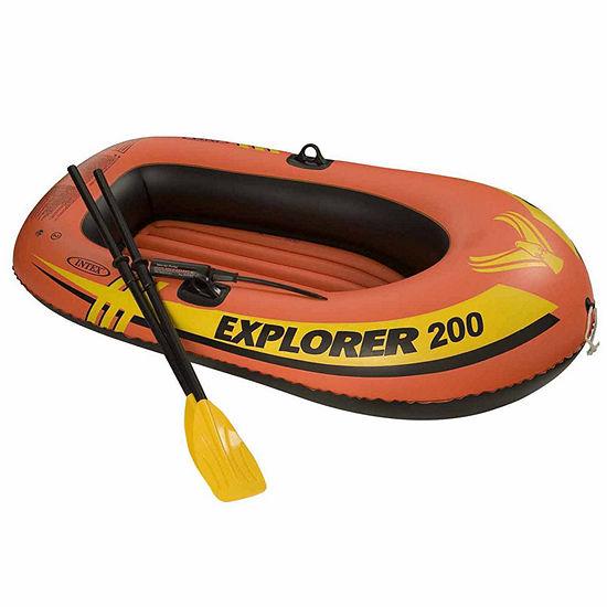 Intex® Explorer 200 Inflatable Boat