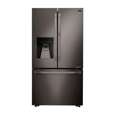 LG STUDIO ENERGY STAR®  23.5 cu. ft. Counter-Depth 3-Door French-Door Refrigerator with Door-in-Door®