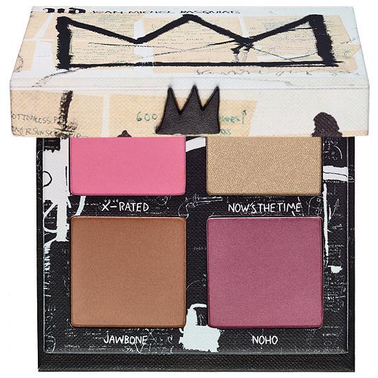 Urban Decay UD Jean-Michel Basquiat Gallery Blush Palette