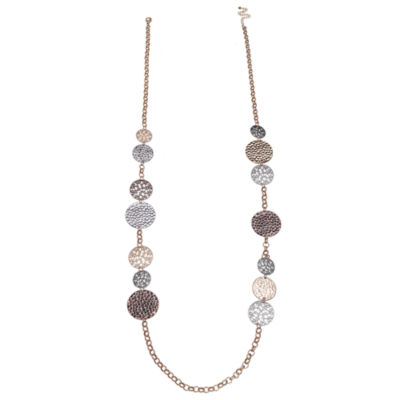 Bold Elements 40 Inch Chain Necklace