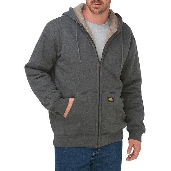 Dickies® Sherpa Lined Fleece Hoodie - Big & Tall