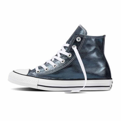 Converse Chuck Taylor All Star High Top Metallic Womens Sneakers-- Unisex Sizing