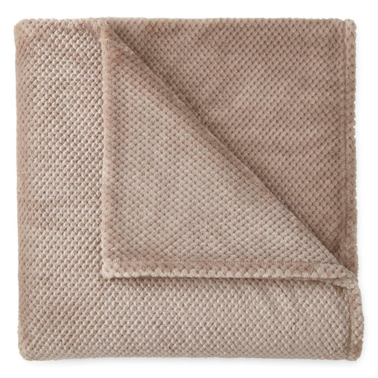 JCPenney Home Comfort Soft Blanket