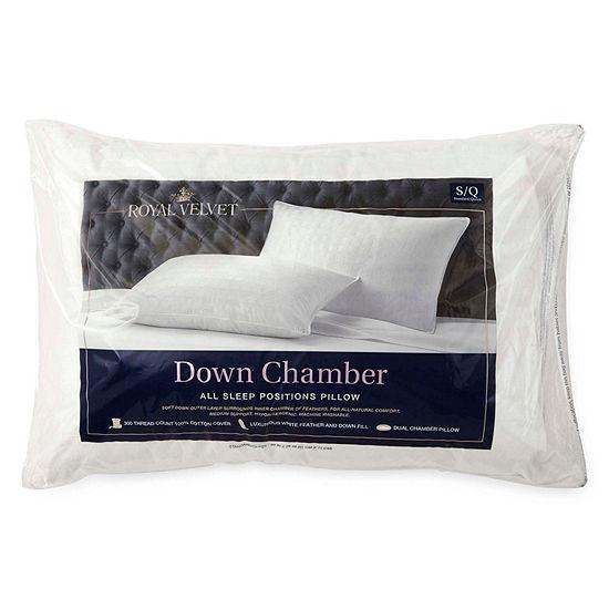 Royal Velvet Down Chamber Pillow Jcpenney