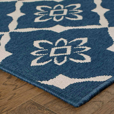 Covington Home Marathon Fleur Rectangular Rugs