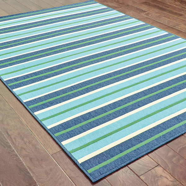Covington Home Marathon Ribbon Rectangular Rugs