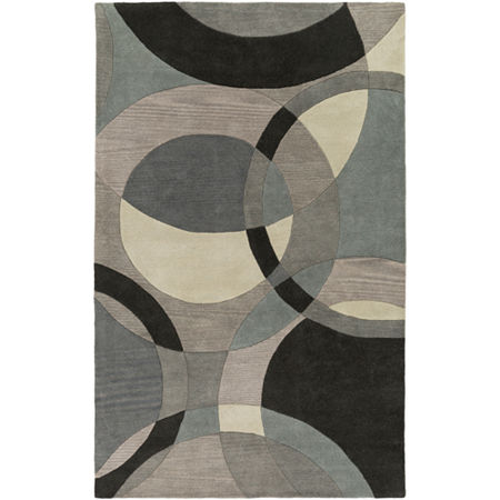 Decor 140 Gavar Hand Tufted Rectangular Indoor Rugs, One Size , Gray