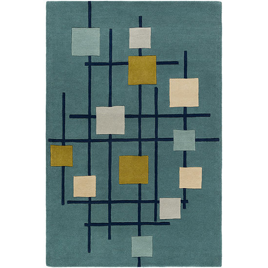 Decor 140 Faizod Hand Tufted Rectangular Indoor Rugs